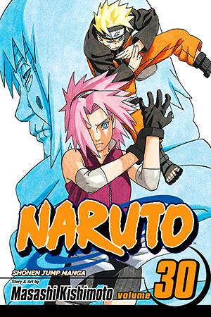 Naruto, Vol. 30: Puppet Masters (Naruto, #30)