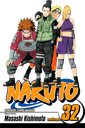Naruto, Vol. 32:  The Search for Sasuke (Naruto, #32)