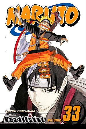 Naruto, Vol. 33 by Masashi Kishimoto