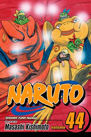 Naruto, Vol. 44: Senjutsu Heir (Naruto, #44)