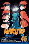 Download Naruto, Vol. 45: Battlefield, Konoha (Naruto, #45)