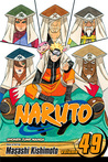 Naruto, Vol. 49: The Gokage Summit Commences