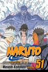 Naruto, Vol. 51:  Sasuke vs. Danzo