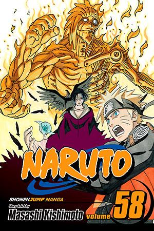 Naruto, Vol. 58:  Naruto vs. Itachi (Naruto, #58)