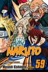 Naruto, Vol. 59: The Five Kage  (Naruto, #59)