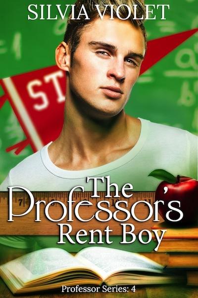 The Professor's Rent Boy (Professors, #4)
