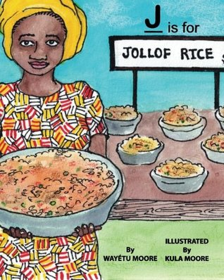 J is for Jollof Rice