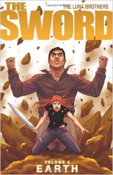 The Sword, Vol. 3: Earth