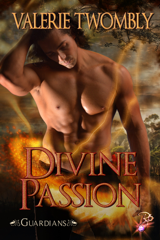 Divine Passion (Guardians 3.5)