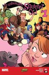 The Unbeatable Squirrel Girl (2015a) #1