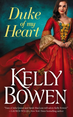 Review: Duke of My Heart by Kelly Bowen