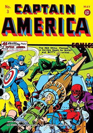 Captain America Comics #3