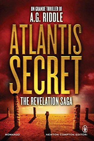 Atlantis Secret (The Revelation Saga, #2)