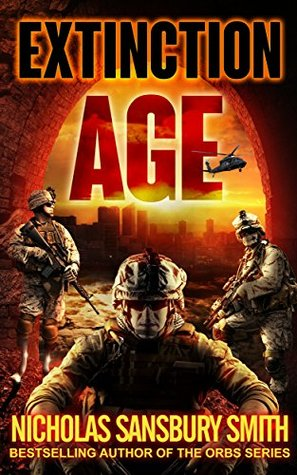 Extinction Age (The Extinction Cycle, #3)
