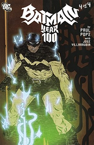 Batman: Year 100 (2006-) #4