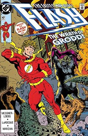The Flash (1987-) #47