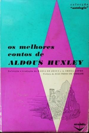 Os melhores contos de Aldous Huxley