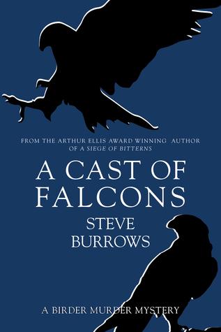 A Cast of Falcons (Birder Murder Mystery #3)