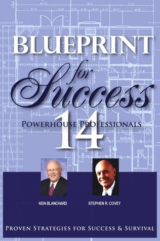 Blueprint for success by kenneth h blanchard 4696383 malvernweather Image collections