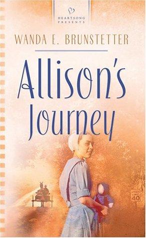 Allison's Journey (Brides of Webster County, #4)