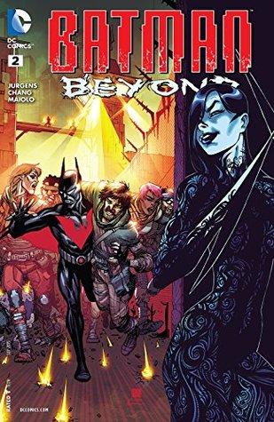 Batman Beyond (2015-) #2