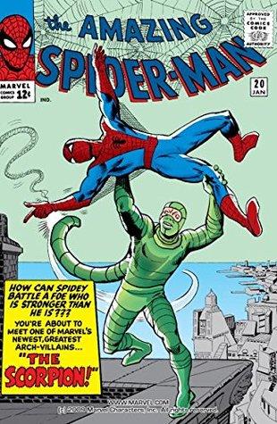 Amazing Spider-Man (1963-1998) #20