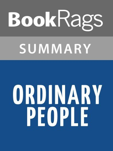 Ordinary People by Judith Guest | Summary & Study Guide