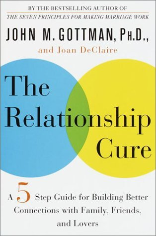 The Relationship Cure A 5 Step Guide To Strengthening Your Marriage Family And Friendships By John M Gottman