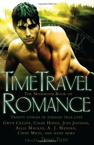 Image result for the mammoth book of time travel romance book cover