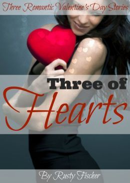 Three of Hearts by Rusty Fischer