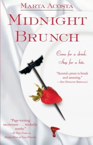 Midnight Brunch (Casa Dracula, #2)