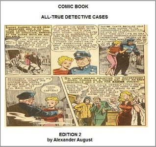 All-true detective cases (Comic book Book 27)