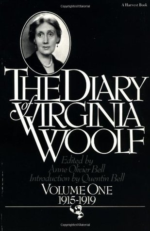 The Diary of Virginia Woolf, Volume One by Virginia Woolf
