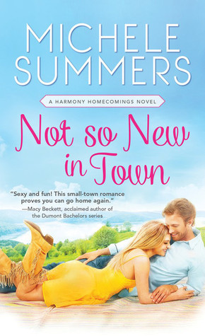 Not So New In Town (Harmony Homecomings, #2)