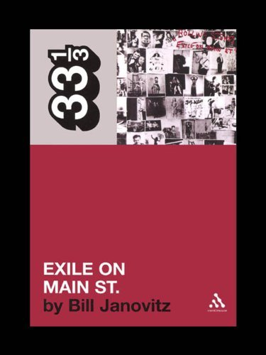 Rolling Stones' Exile on Main Street (33 1/3)