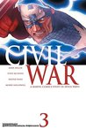 Civil War #3 by Mark Millar