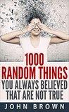 1000 Random Thing...