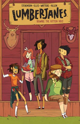 Lumberjanes, Vol. 1: Beware the Kitten Holy (Lumberjanes, Vol. 1)