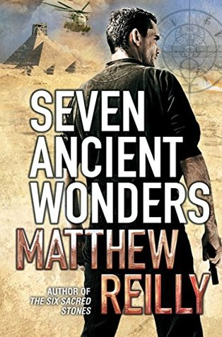 Ebook Seven Ancient Wonders by Matthew Reilly read!