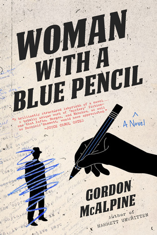 Woman with a Blue Pencil
