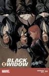 Black Widow #14 by Nathan Edmondson