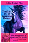 The Night of The Screaming Unicorn (The Adventures of Quaraun the Insane, Volume 1)