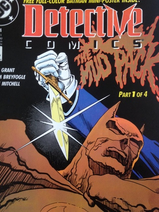 Detective Comics: The Mud Pack