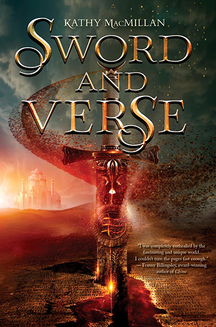 Sword and Verse by Kathy MacMillan