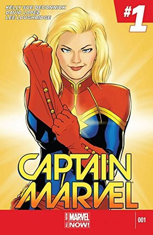 captain marvel now