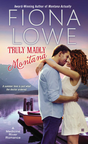 {Review} Truly Madly Montana by Fiona Lowe