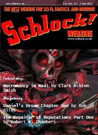 Schlock! Webzine Vol 3 Iss 13
