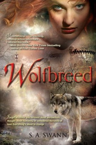 Wolfbreed by S.A. Swann
