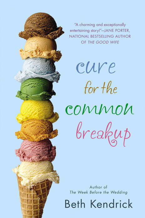 Cure for the Common Breakup (Black Dog Bay, #1)