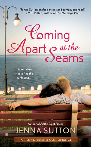 Coming Apart at the Seams(Riley OBrien & Co. 2) - Jenna Sutton